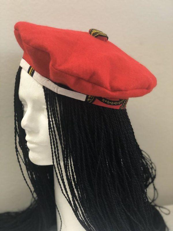 Women French Beret, Lolita Beret, Cute Red Wool Beret, Summer Beret