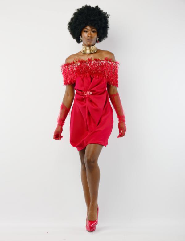 YELE RUBY DRESS